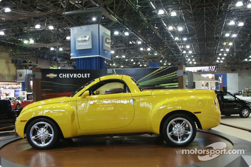 Chevrolet concept truck
