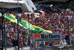 Rubens Barrichello fans