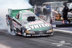 Tony Pedregon Ford Funny car