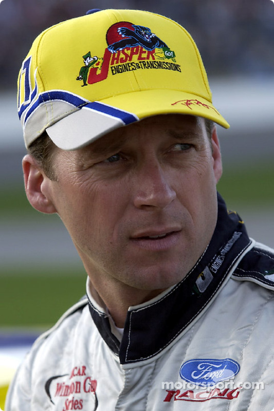 Dave Blaney finished 7th in the Winston Open qualifying event for The Winston