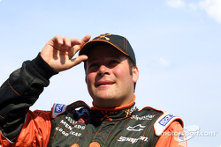 1100-mile man, Robby Gordon