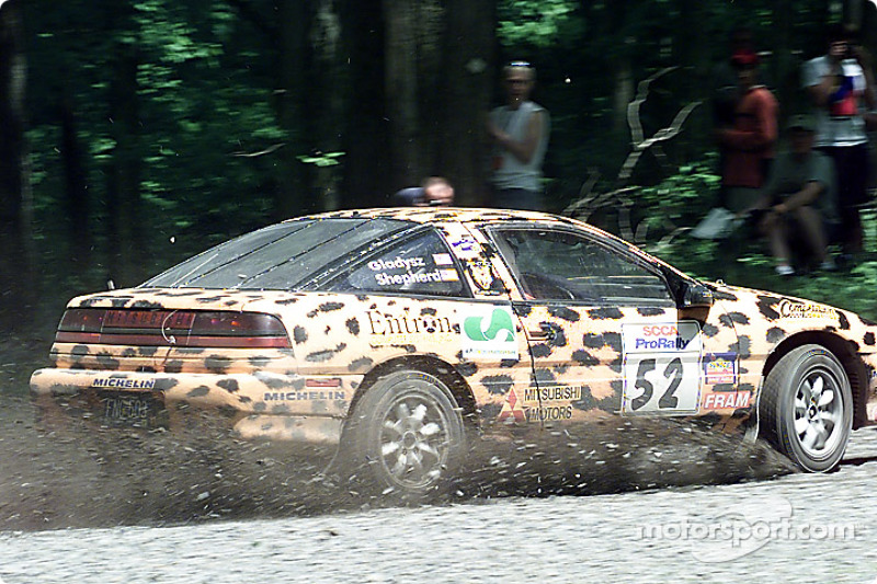 Doug Sheperd - Mitsubishi Eclipse