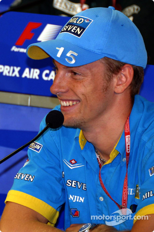 FIA Friday press conference: Jenson Button