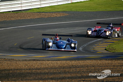 Team ORECA Dallara-Judd LMP and Panoz Motorsports Panoz LMP-01 Evo