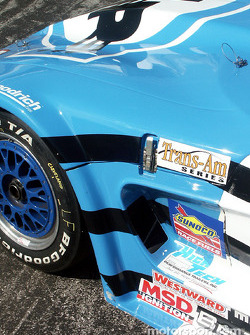 Randy Ruhlman's Corvette