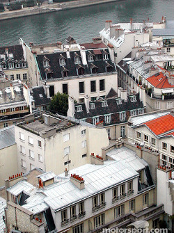 View from Notre-Dame tower
