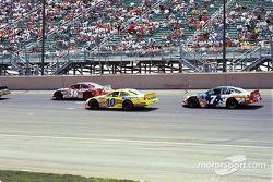 Hank Parker Jr., Scott Riggs and Randy Lajoie