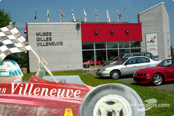 Visit to Gilles Villeneuve Museum: welcome to the museum