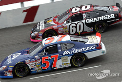 Jason Keller and Greg Biffle