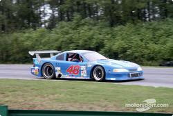 No 46 Mustang of Heritage Motorsports