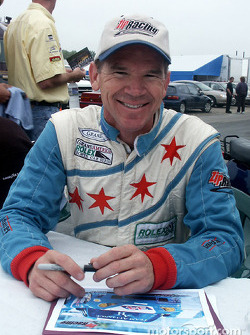 Randy Pobst at autograph session