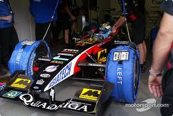 Monza September testing