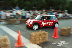 2002 Mini - In the street re-enactment