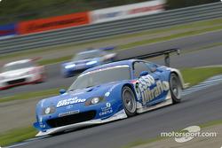 Toyota Supra (500), Jyuichi Wakisaka, Akira Iida