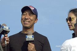 Japanese rookie Hideo Fukuyama