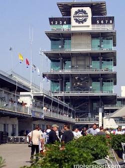 The Bombardier Pagoda
