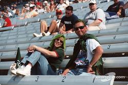 Jaguar fans