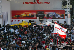Honda night