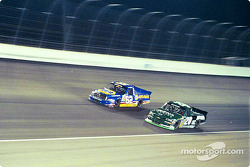 Brendan Gaughan and Coy Gibbs