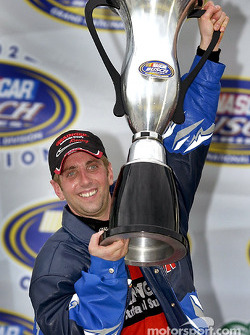 2002 Busch Grand National Series Champion Greg Biffle
