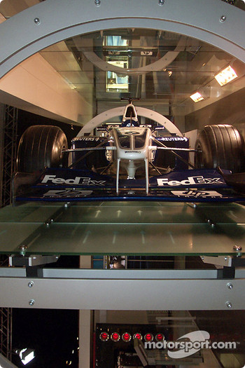 Williams-BMW F1