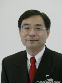 Keizo Takahashi - General Manager Car Design and Development