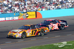 Matt Kenseth and Robby Gordon