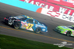 Jamie McMurray and John Hayden