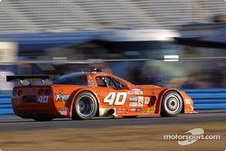 #40 Derhaag Motorsports Corvette: Justin Bell, Derek Bell, Simon Gregg, Kenny Wilden