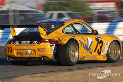 #73 Graham Nash Motorsport Porsche GT3 RS: Rob Wilson, Mike Newton, Martin Konig, David Gooding