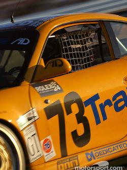 #73 Graham Nash Motorsport Porsche GT3 RS: Rob Wilson, Mike Newton, Martin Konig, David Gooding