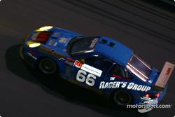 #66 The Racers Group Porsche GT3 RS: Kevin Buckler, Michael Schrom, Timo Bernhard, Jorg Bergmeister