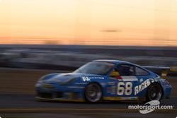 #68 The Racers Group Porsche GT3 RS: Jim Michaelian, Richard Valentine, Tom Hessert III, Tom Hessert Jr.
