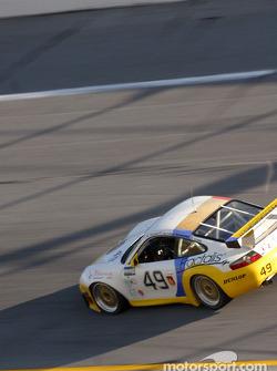 #49 MAC Racing Porsche GT3 RS: Bebo Orlandi, Michele Merendino, Derek Clark, Jay Wilton