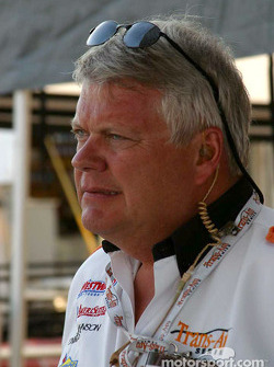 Trans-Am Chief Steward Terry Dale