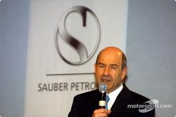Peter Sauber