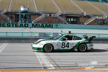 #84 Acme Motorsport Porsche GT3 RS: Paul Mortimer, Mark Hupfer