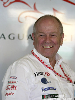 Jaguar Racing sporting and commercial director John Hogan