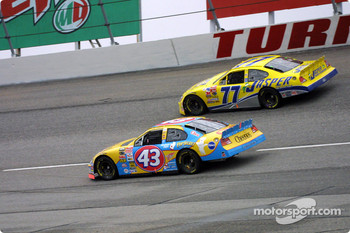 John Andretti and Dave Blaney