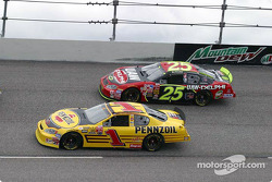 Steve Park and Joe Nemechek