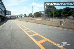 Pit road
