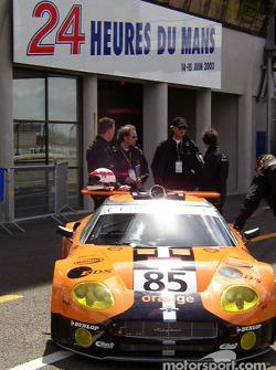 #85 Team Orange Spyker Spyker C8 Double12R
