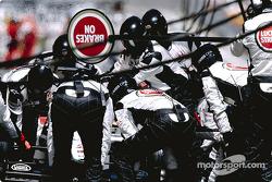 Pitsop for Jenson Button