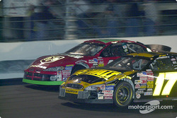 Jeremy Mayfield and Matt Kenseth
