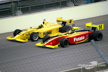 Mark Taylor and Ed Carpenter