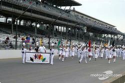 Speedway pitboard