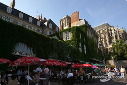 Cafés in Le Mans