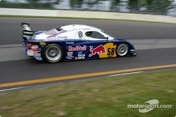 #58 Brumos Racing Porsche Fabcar: David Donohue, Mike Borkowski, Scott Goodyear