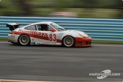 #83 Rennwerks Motorsport-Porsche GT3 RS