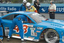 #48 Heritage Motorsport-driver change